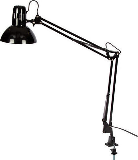 SUPERLIGHTS TABLE LAMP WITH CLIP 1xE27 750MM