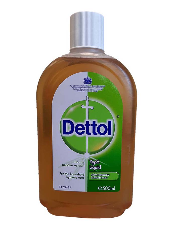 DETTOL LIQUID (BROWN) 500ML