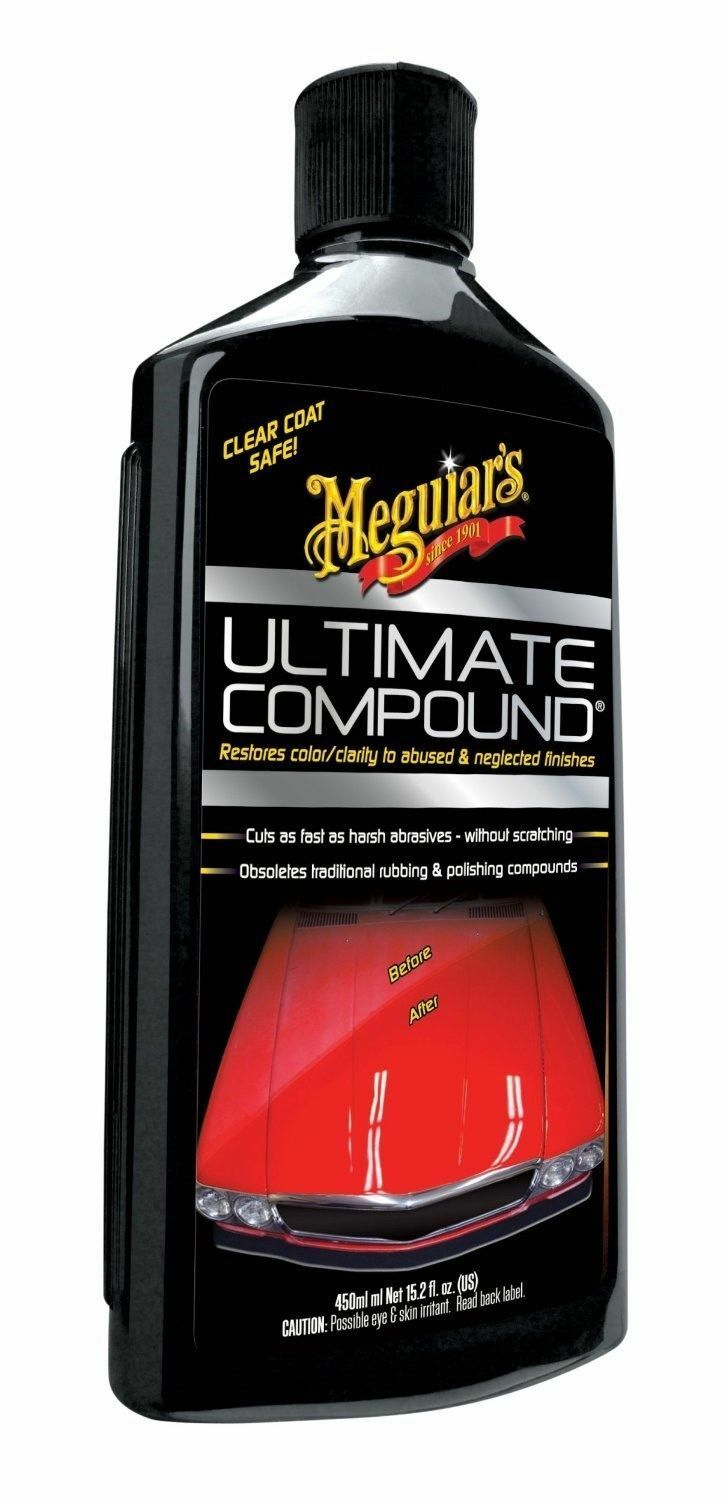 MEQUIARS ULTIMATE COMPOUND