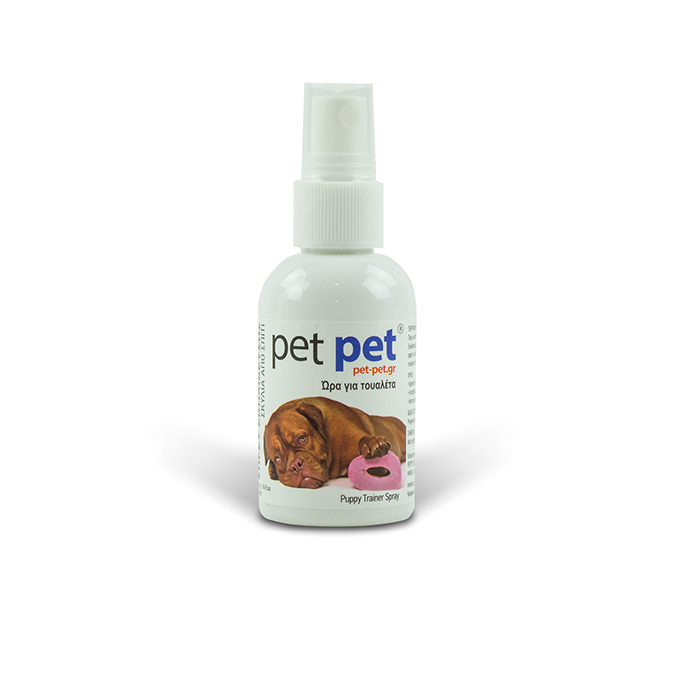 TRAINING SPRAY FOR DOGS