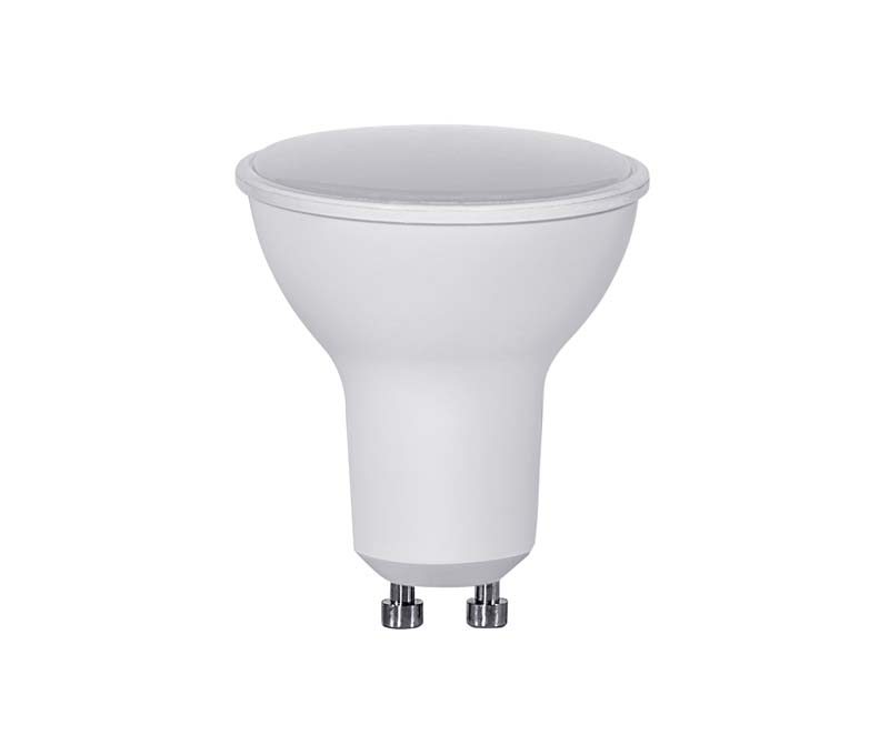J&C LED 5W ΛΑΜΠΤΗΡΑΣ GU10 400LM 6500K FROSTED