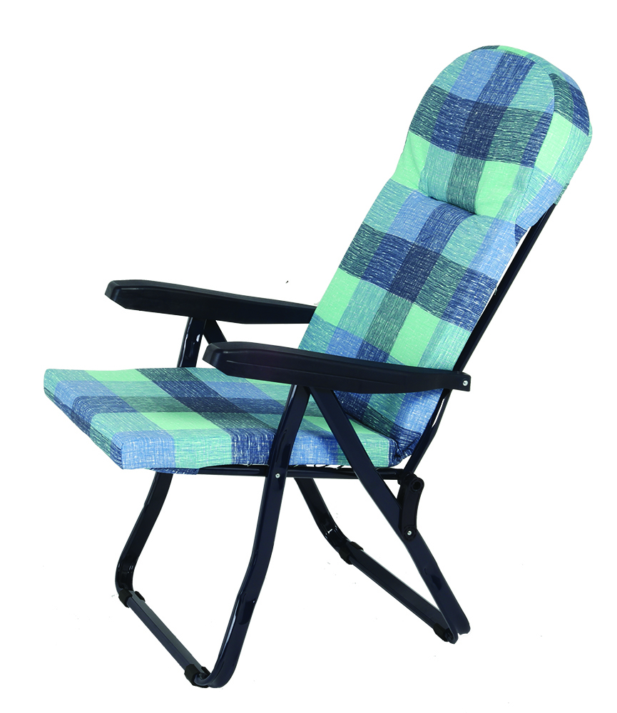 VOLCANO RELAX FOLDING CHAIR 6POS