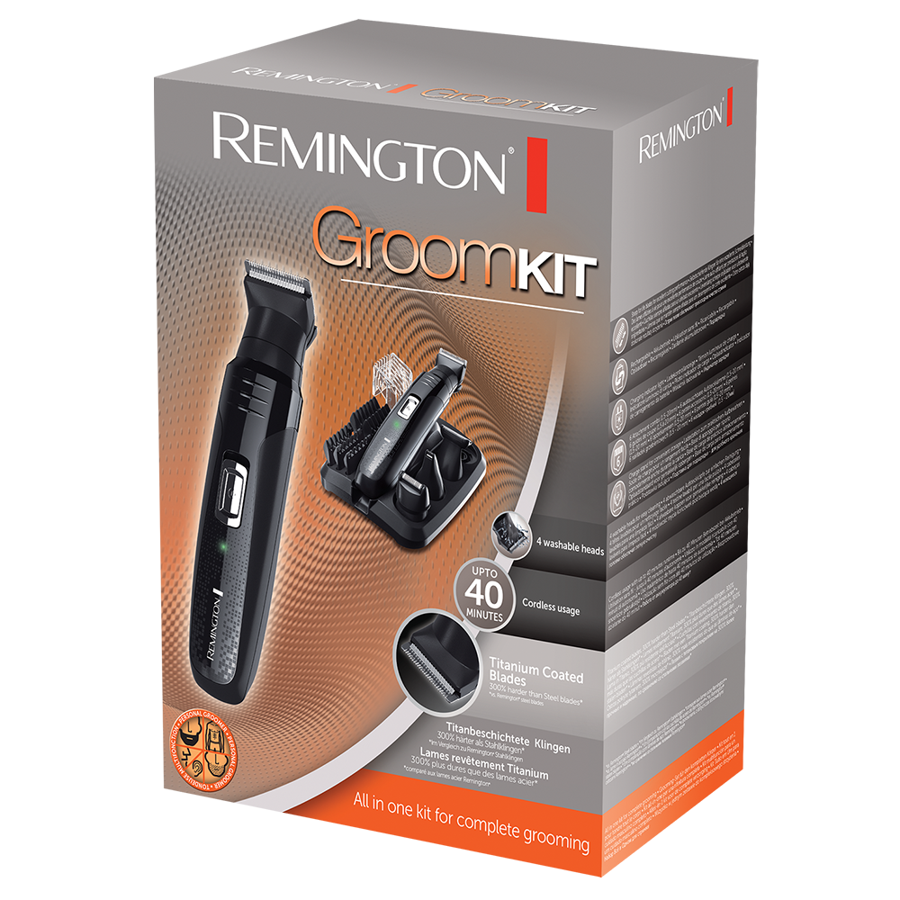 REMINGTON GROOM KIT PROFESSIONAL GROOMER