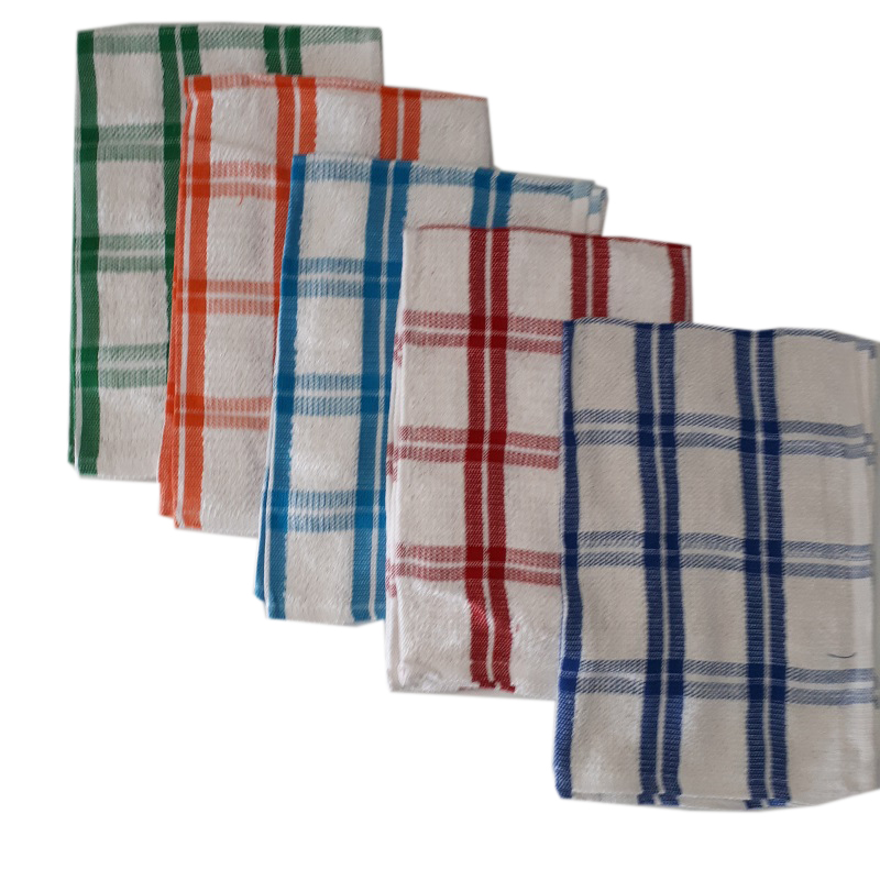 HOMECARE TERRY KITCHEN TOWELS X2 40X60CM
