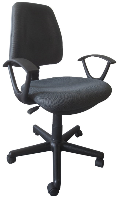 SPIDER MESH OFFICE CHAIR GREY
