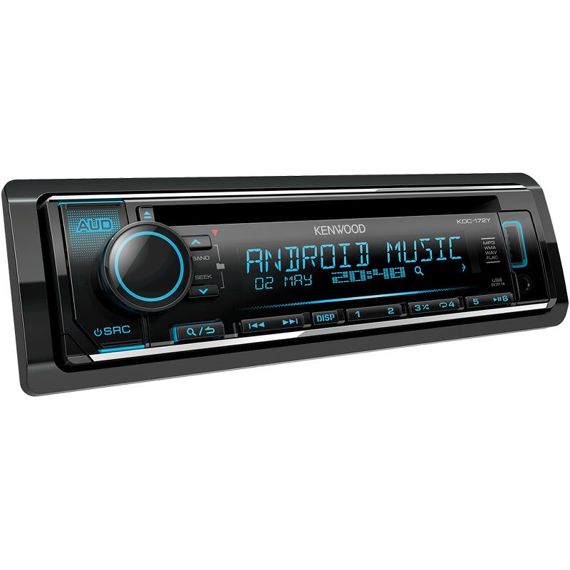 KENWOOD CD-USB RECEIVER