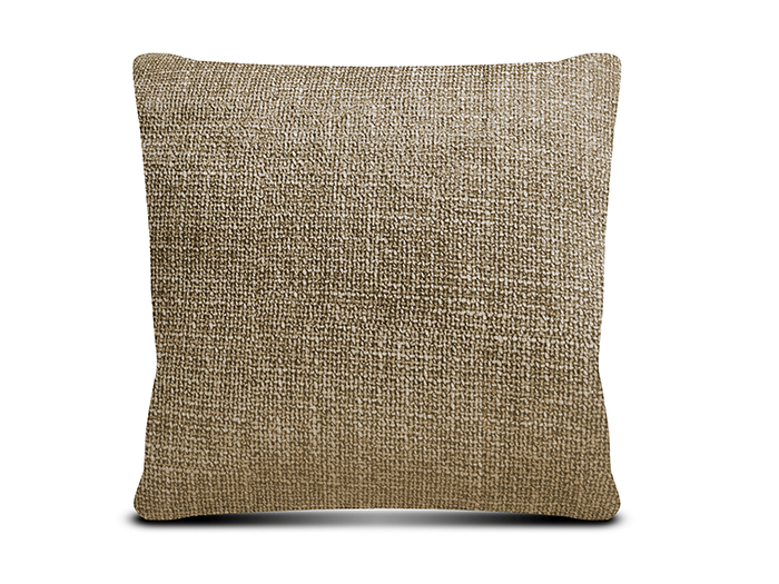 CUSHION CASA 90X90 LEATH.BEIGE