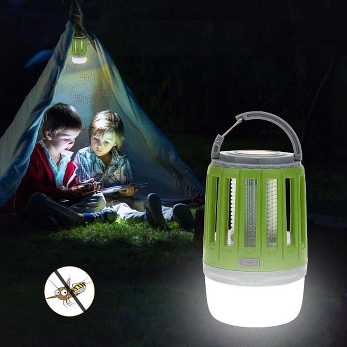 FAROS MOSQUITO KILLER LED LANTERN & NIGHT LIGHT