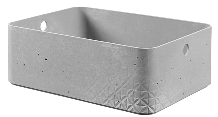 CURVER BETON BOX 34X25X12CM RECTANGULAR