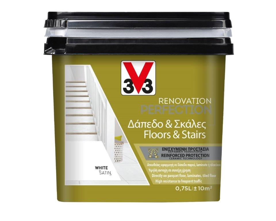 V33 750ml TARMAC FLOORS&STAIRS RENOVATION PAINT