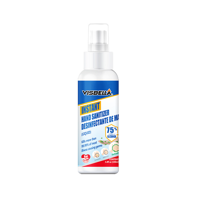 VISBELLA SANITIZER 100ML SPRAY